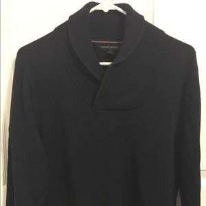 Banana Republic Sweater Navy